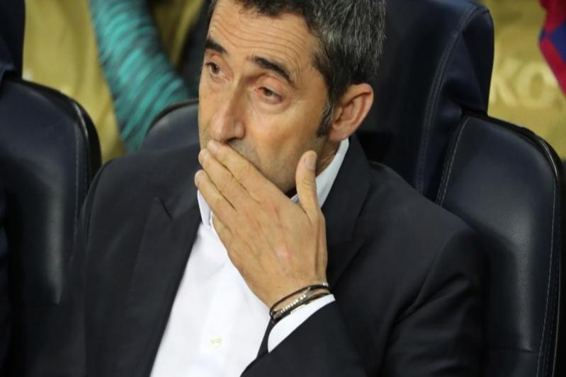 مدرب برشلونة: نجحنا في استغلال أخطاء الإنتر للفوز