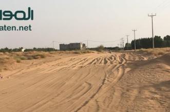 """الشؤون البلدية ترد على """"المواطن"""" بشأن سفلتة طريق الحازمية بأحد المسارحة - المواطن"""