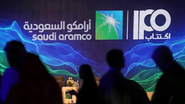 أرامكو تحتل مكان آبل كأكبر الشركات المدرجة في العالم