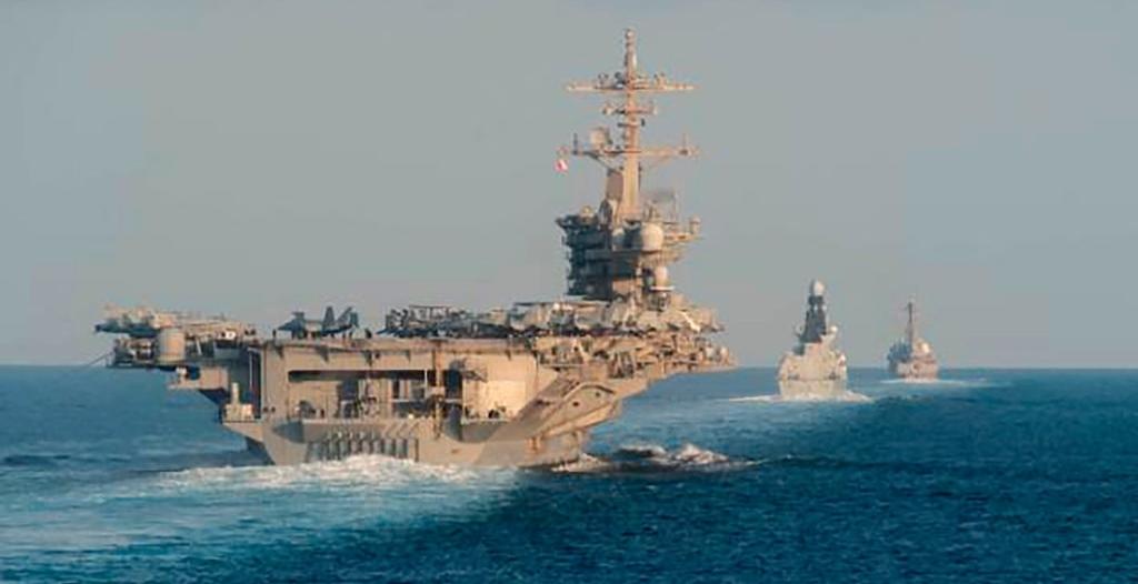 تحذيرات أمريكية من هجوم إيراني على الشرق الأوسط