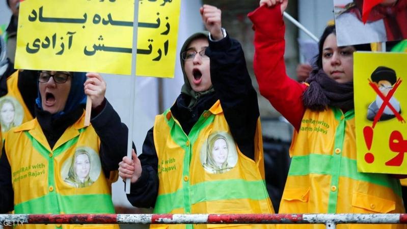 أمريكا تدين القوة الفتاكة بتظاهرات إيران