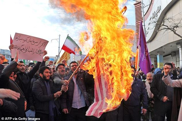 تحذيرات أمريكية من هجوم إيراني على الشرق الأوسط - المواطن