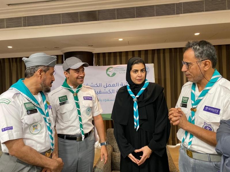 ستة ملايين مبادرة نفذها مشروع رسل السلام