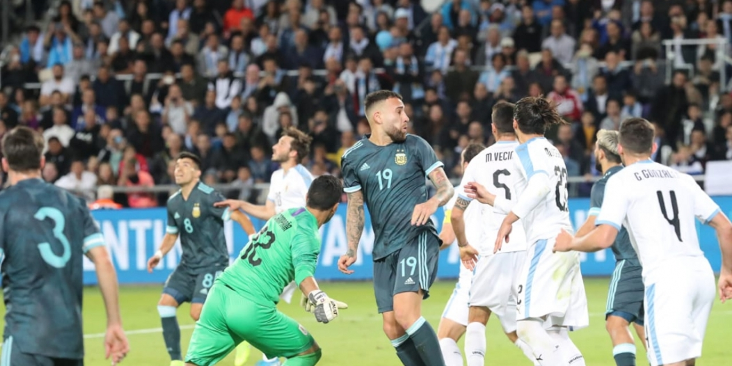 التعادل يحسم مباراة الأرجنتين ضد أوروجواي