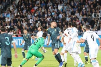 التعادل يحسم مباراة الأرجنتين ضد أوروجواي - المواطن