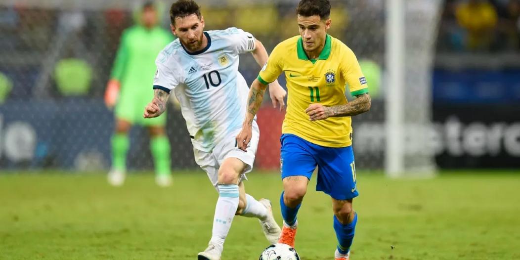 تشكيل مباراة البرازيل ضد الأرجنتين المتوقع