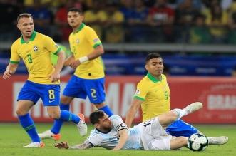 القناة الناقلة لـ مباراة البرازيل والأرجنتين - المواطن
