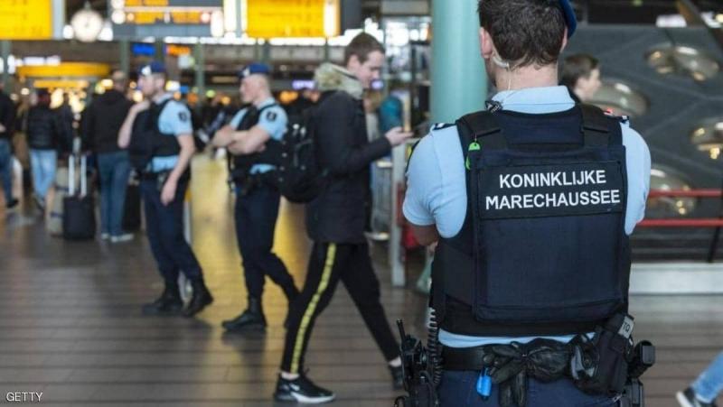 الشرطة الهولندية