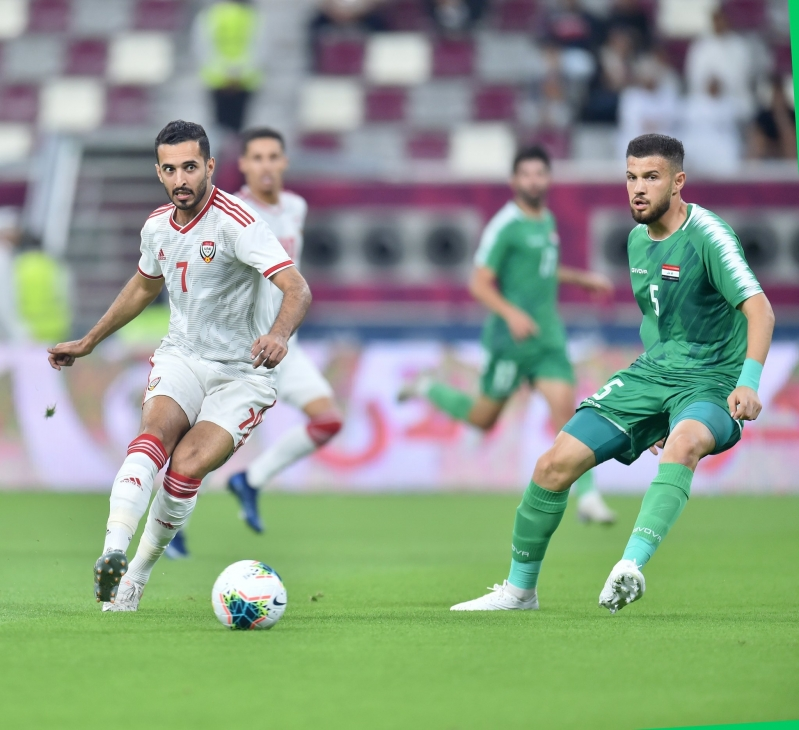 منتخب العراق إلى نصف نهائي كأس الخليج