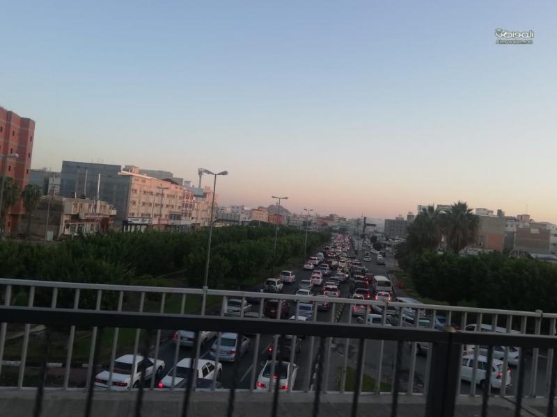 حوادث طريق وج ترعب أهالي الطائف - المواطن