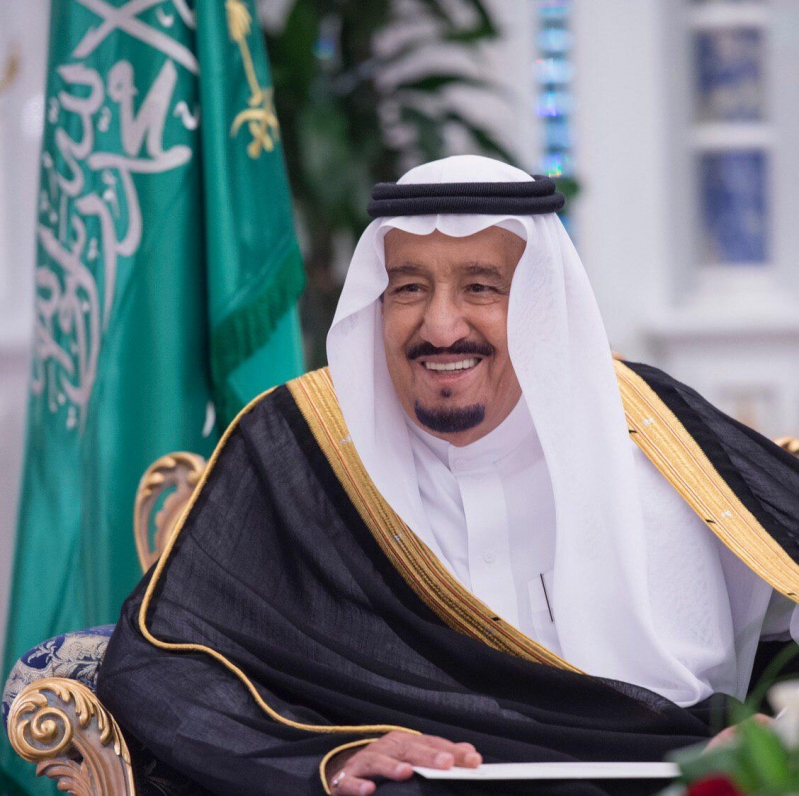 الملك سلمان يتلقى اتصالًا هاتفيًا من رئيس جمهورية النيجر