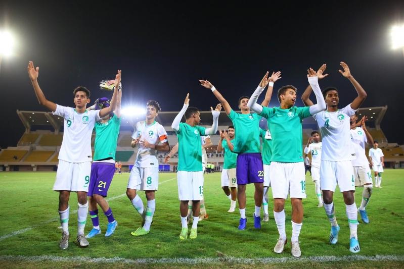 المنتخبات السعودية بجميع البطولات الآسيوية 2020