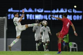 الأخضر الأولمبي يفوز على البحرين بثنائية - المواطن
