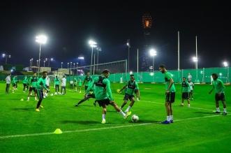 المنتخب السعودي يُنهي استعداداته لمواجهة البحرين - المواطن