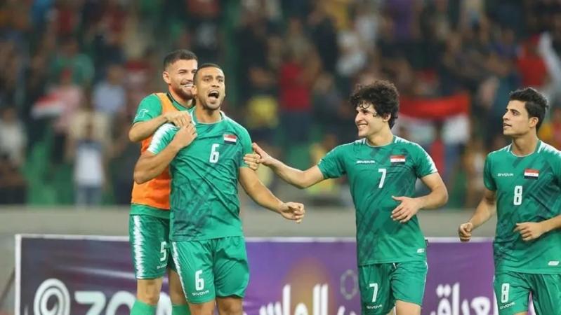 المنتخب العراقي يواجه إيران والبحرين في الأردن رسميًا