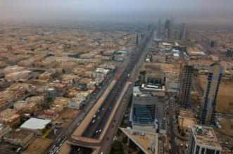 الرياض تزداد جمالًا تحت زخات المطر - المواطن
