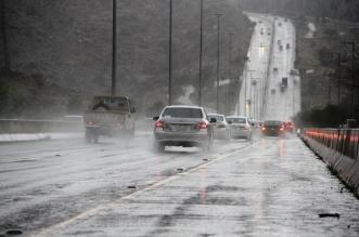 أمطار مستمرة غدًا على 9 مناطق - المواطن