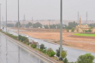 صور توثق الأجواء الحلوة بعد الأمطار - المواطن