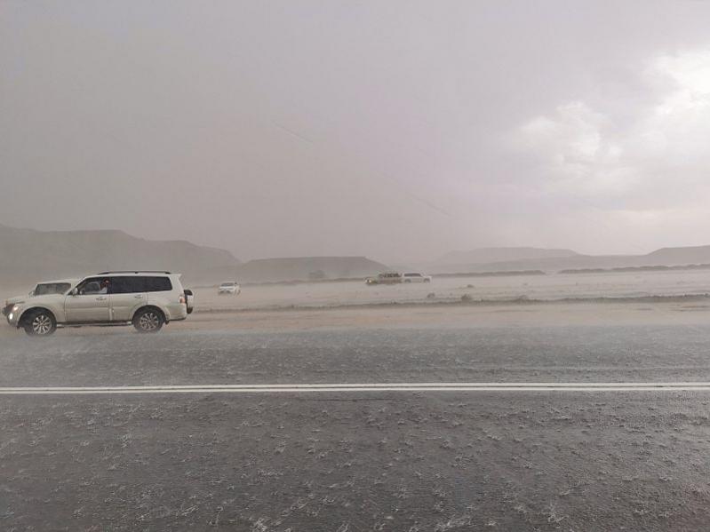 الأرصاد تحذر من حالة الطقس في مكة وجازان وتبوك