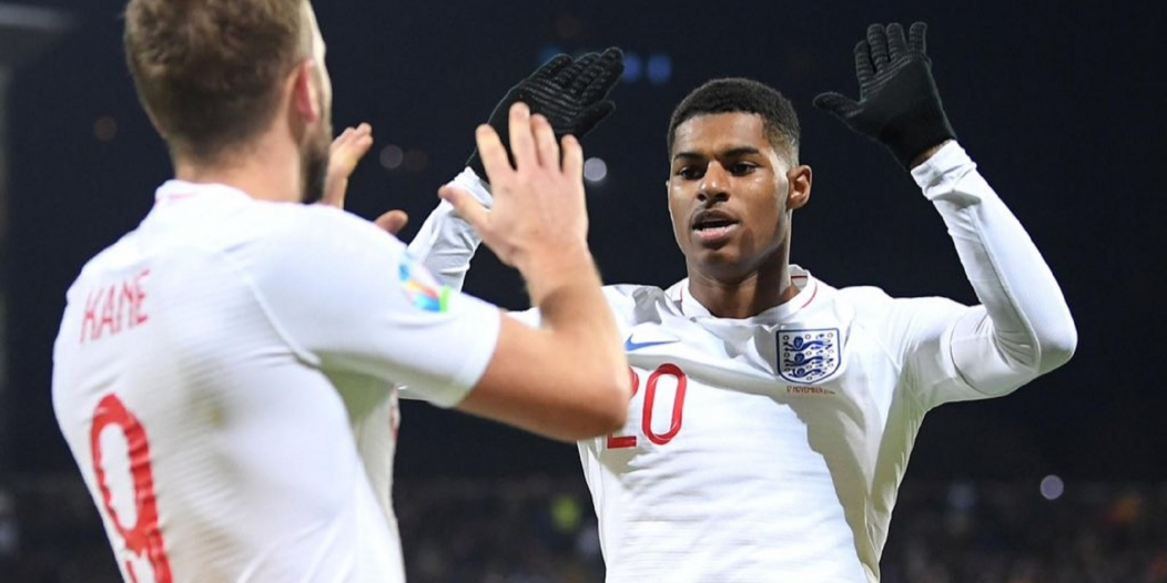 إنجلترا تكتسح كوسوفو بتصفيات يورو 2020