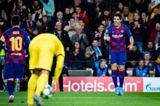 برشلونة إلى ثمن نهائي دوري الأبطال بثلاثية في دورتموند - المواطن