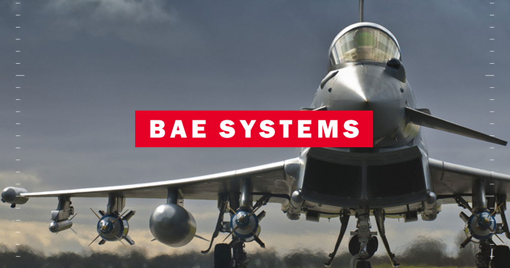 #وظائف شاغرة لدى شركة BAE SYSTEMS السعودية
