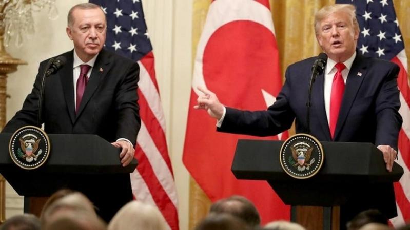 ترامب يشكك بمهنية الإعلام التركي بسؤال!