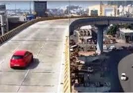 سقوط سيارة على رؤوس المارة في الهند - المواطن