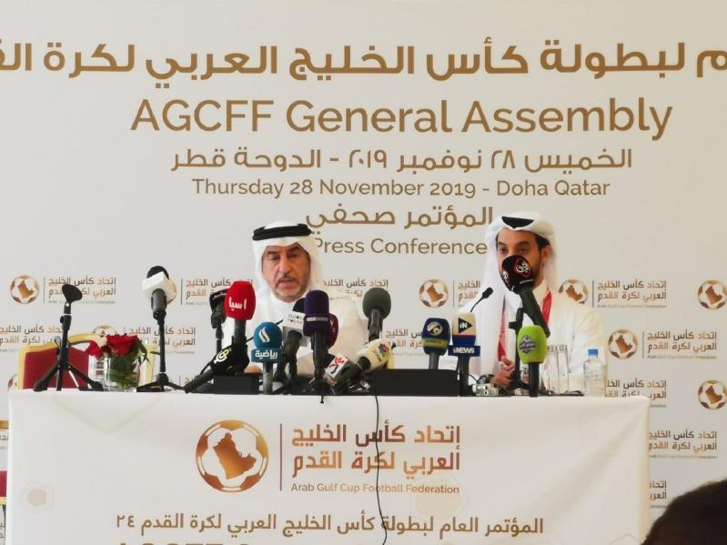 الرميحي: العراق قادر على استضافة كأس الخليج