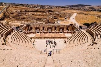 طعن 3 سياح إسبان ورجل أمن في جرش الأردنية - المواطن