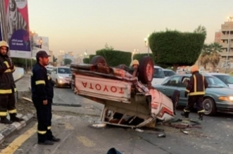 في حادثين مأساويين بالطائف.. وفيات وإصابة 15 بينهم طالبات - المواطن