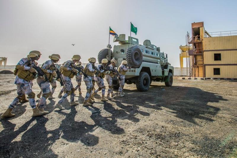 نتيجة بحث الصور عن قوات الامن الخاصة السعودية