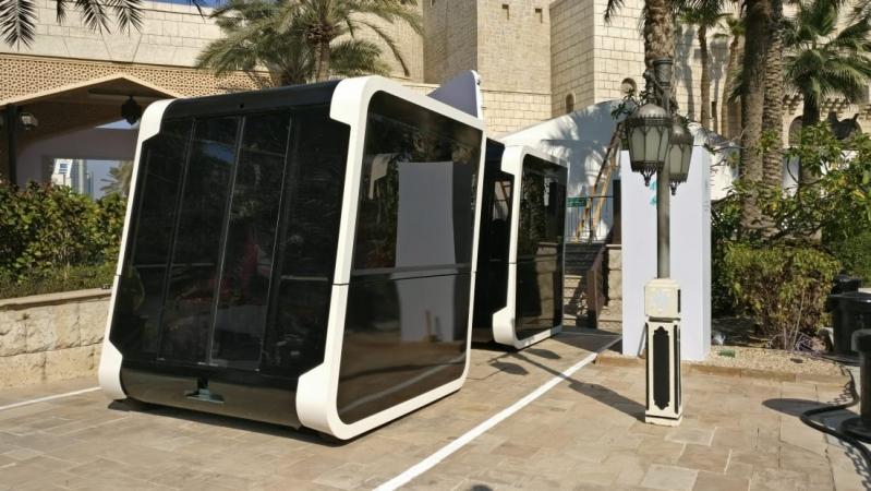 صور.. الشكل الجديد للسيارات ذاتية القيادة
