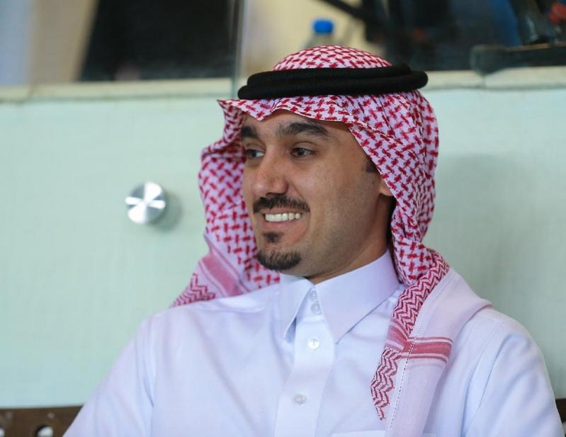 عبدالعزيز الفيصل: من الطبيعي دعم #الهلال