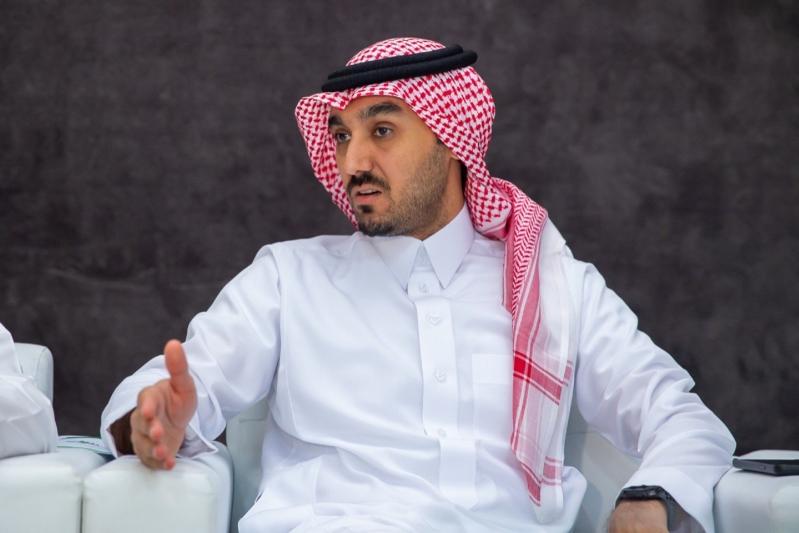 وزير الرياضة: هدفنا رفع اسم المملكة عاليًا بالمحافل الدولية