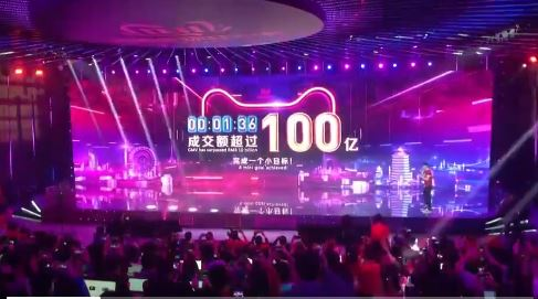 30 مليار دولار مبيعات Alibaba يوم العزاب