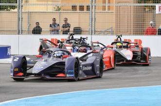 لحظة انطلاق سباق فورمولا إي الدرعية - المواطن