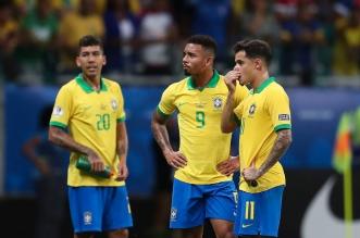 فيرمينو وكوتينيو الأبرز في منتخب البرازيل - المواطن