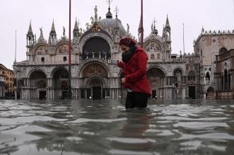 فيضانات البندقية في صور - المواطن