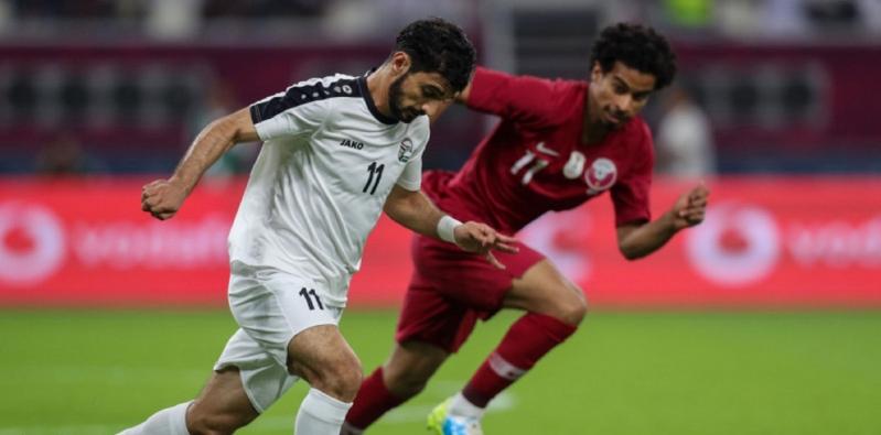 #قطر تتجاوز #اليمن بسداسية في كأس الخليج