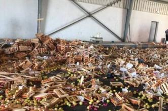 إحباط تهريب 2.6 مليون حبة مخدرة إلى المملكة مخفية بحمولة فاكهة - المواطن