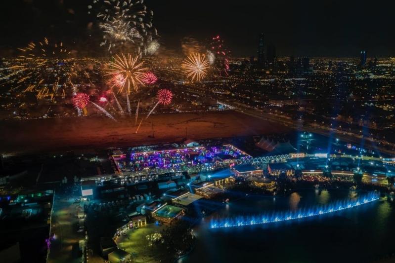 8 ملايين و400 ألف زائر لموسم #الرياض