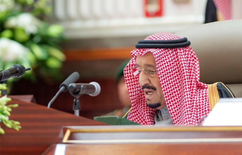 الملك سلمان: 286 صاروخًا حوثيًا و289 طائرة مسيرة لم تمنع مسيرة التنمية