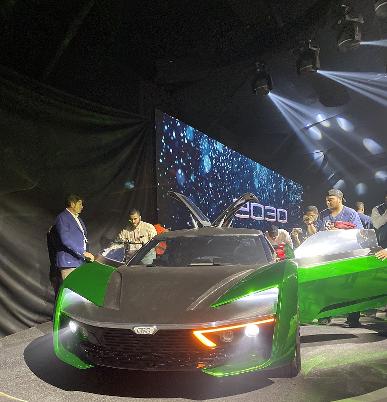 دخول معرض الرياض للسيارات مجانًا للجميع