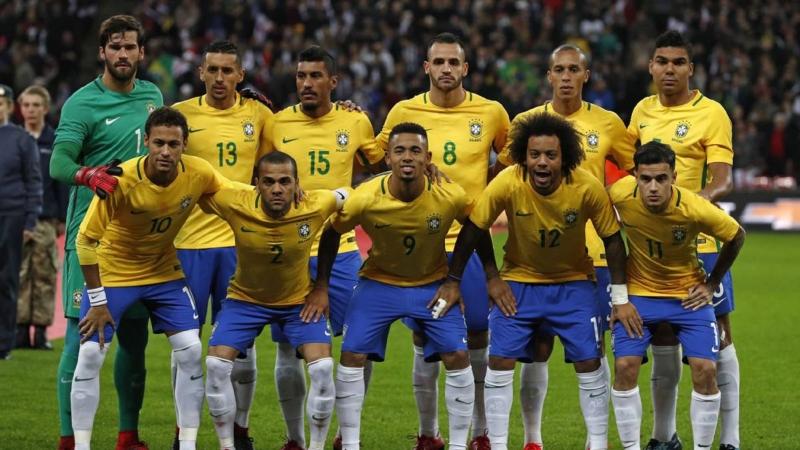 قائمة منتخب البرازيل لـ بطولة كوبا أمريكا 2021 - المواطن