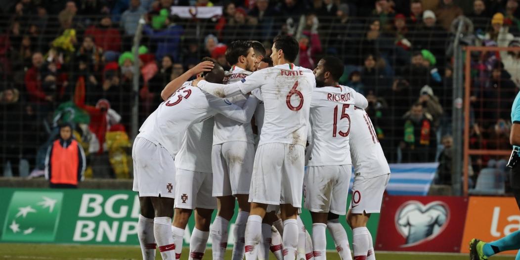 منتخب البرتغال .. والفوز الـ300