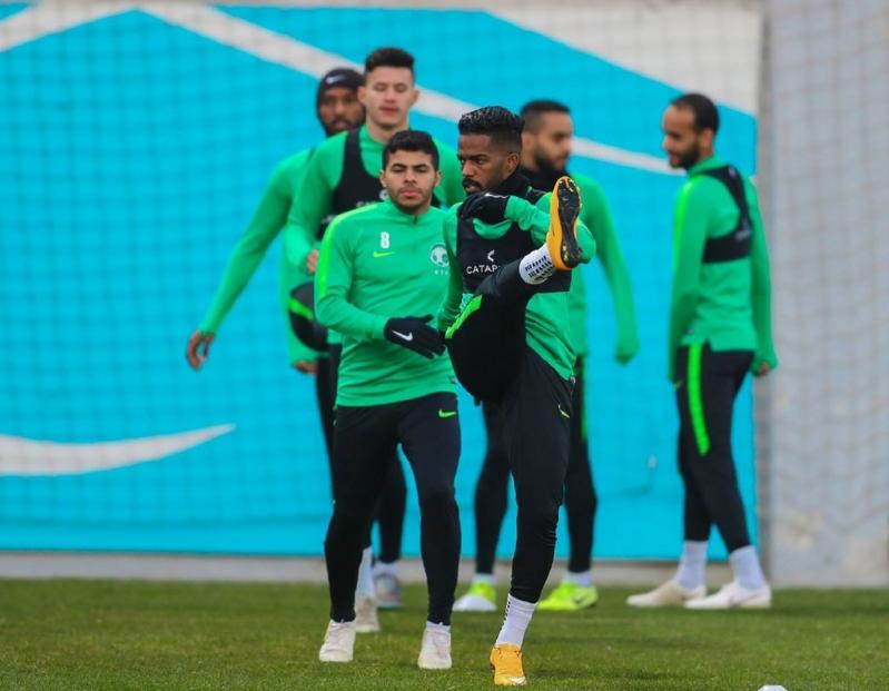 موعد مباراة السعودية وباراجواي