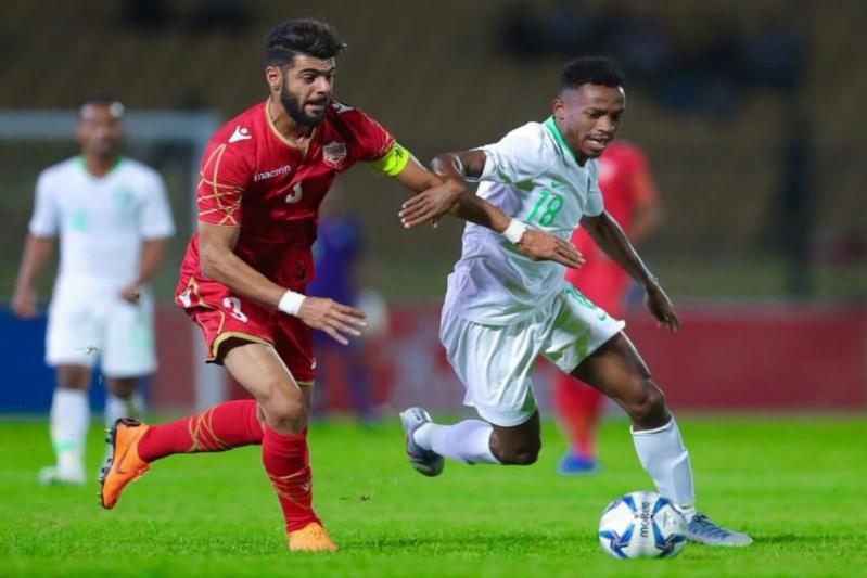 تاريخ مواجهات المنتخب السعودي أمام #البحرين
