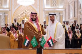 الأمير الملهم صاحب الرؤية الثاقبة.. صحف الإمارات تحتفي بزيارة ولي العهد - المواطن