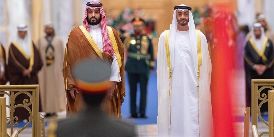 ولي العهد يدعو الإمارات لتحل ضيفًا على قمة العشرين